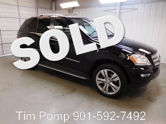 2011 Mercedes-Benz ML350  in Memphis Tennessee
