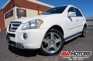 2011 Mercedes-Benz ML550 ML Class 550 AMG 4Matic AWD | MESA, AZ | JBA MOTORS in Mesa AZ