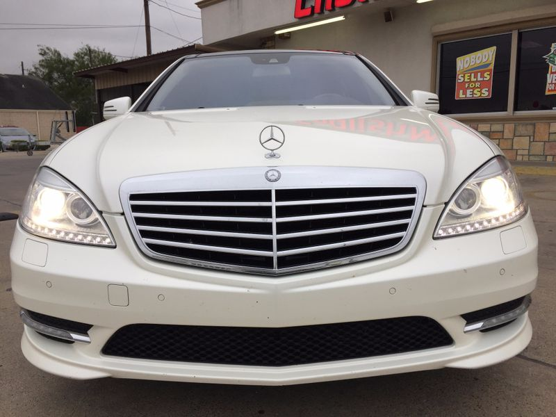 2011 Mercedes-Benz S 550   Brownsville TX  English Motors  in Brownsville, TX