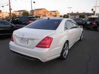 2011 Mercedes-Benz S 550 Luxury Costa Mesa, California 3