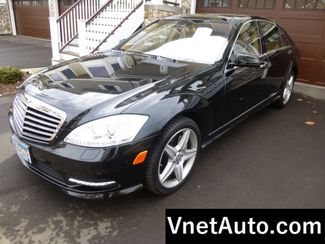 2011 Mercedes-Benz S 550 in Minnetonka, Minnesota