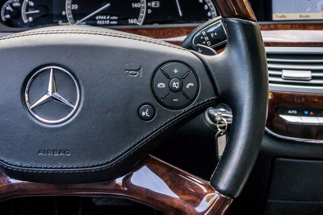 2011 Mercedes-Benz S 550 Reseda, CA 20