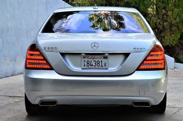 2011 Mercedes-Benz S 550 Reseda, CA 6