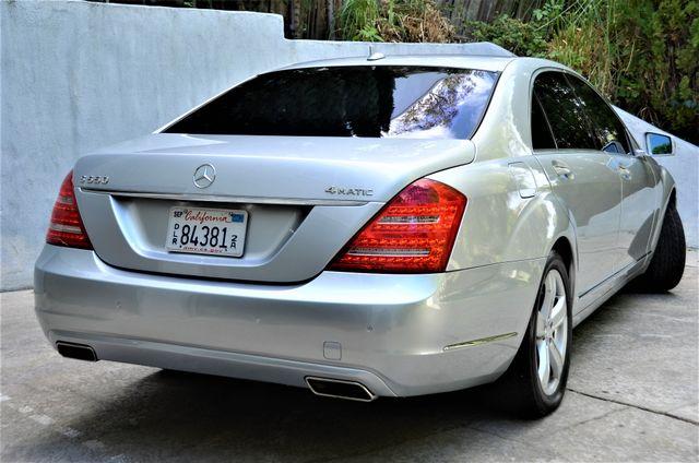 2011 Mercedes-Benz S 550 Reseda, CA 4