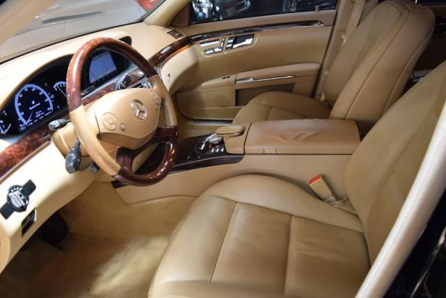 2011 Mercedes-Benz S 550 S550 4MATIC Sedan Richmond Hill, New York 10