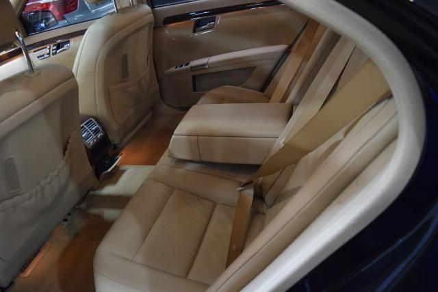 2011 Mercedes-Benz S 550 S550 4MATIC Sedan Richmond Hill, New York 6