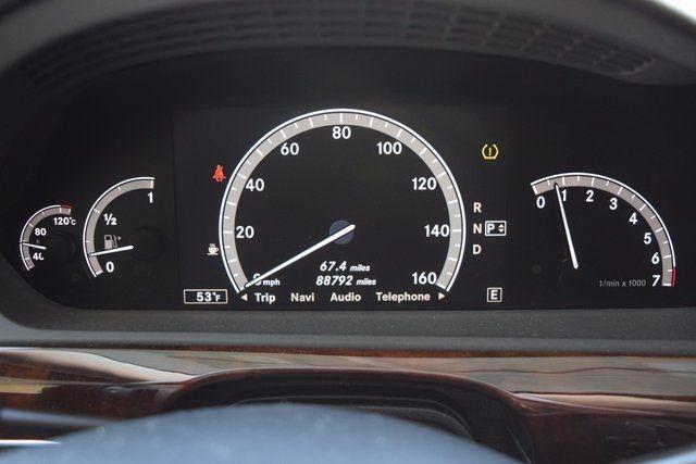 2011 Mercedes-Benz S 550 S 550 Richmond Hill, New York 14