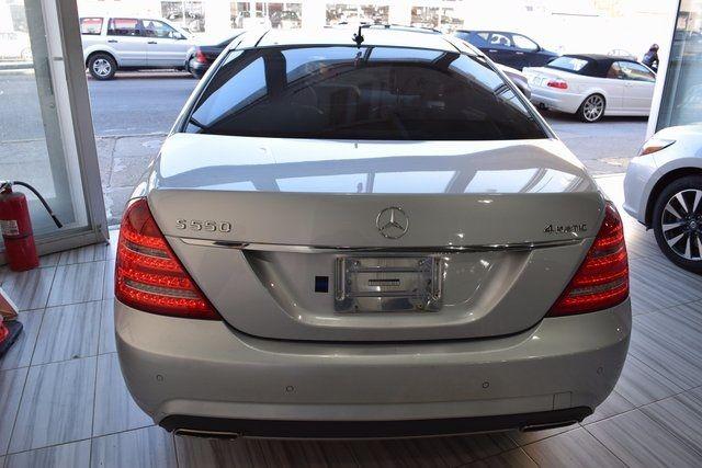 2011 Mercedes-Benz S 550 S 550 Richmond Hill, New York 5