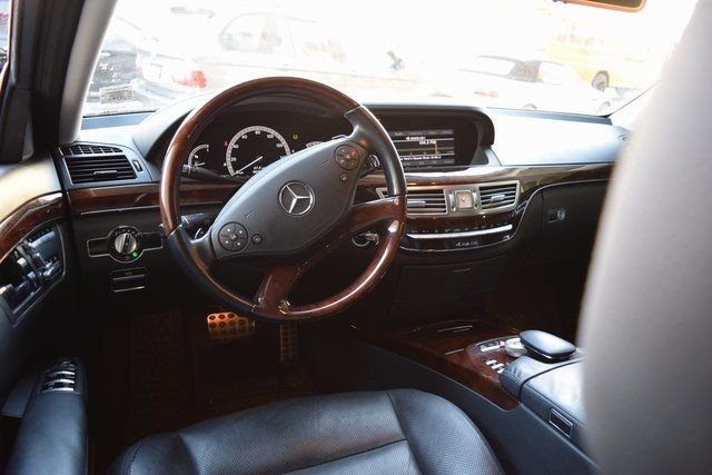 2011 Mercedes-Benz S 550 S 550 Richmond Hill, New York 9