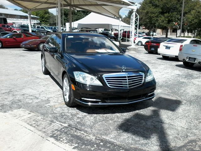 2011 Mercedes-Benz S 550 4Matic (AWD) San Antonio, Texas 1