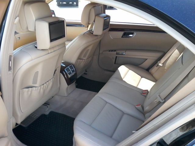 2011 Mercedes-Benz S 550 4Matic (AWD) San Antonio, Texas 12