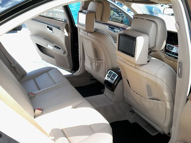 2011 Mercedes-Benz S 550 4Matic (AWD) San Antonio, Texas 14