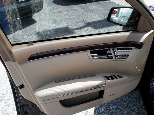 2011 Mercedes-Benz S 550 4Matic (AWD) San Antonio, Texas 16