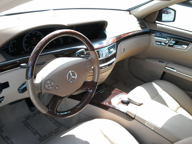 2011 Mercedes-Benz S 550 4Matic (AWD) San Antonio, Texas 18