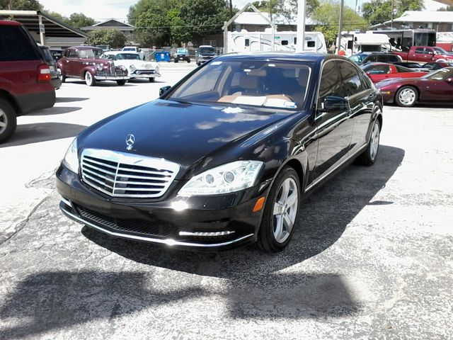 2011 Mercedes-Benz S 550 4Matic (AWD) San Antonio, Texas 3