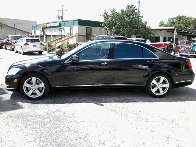 2011 Mercedes-Benz S 550 4Matic (AWD) San Antonio, Texas 4