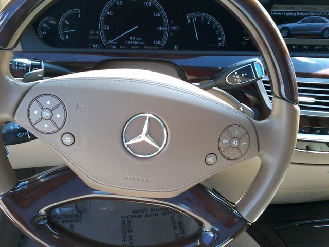2011 Mercedes-Benz S 550 4Matic (AWD) San Antonio, Texas 35