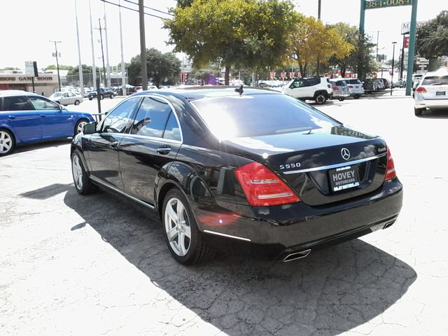 2011 Mercedes-Benz S 550 4Matic (AWD) San Antonio, Texas 5