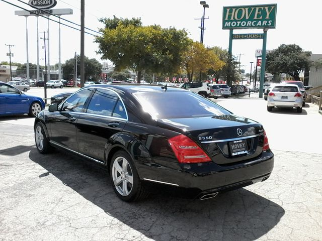 2011 Mercedes-Benz S 550 4Matic (AWD) San Antonio, Texas 6