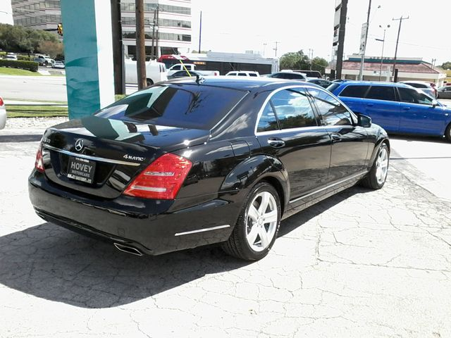 2011 Mercedes-Benz S 550 4Matic (AWD) San Antonio, Texas 8