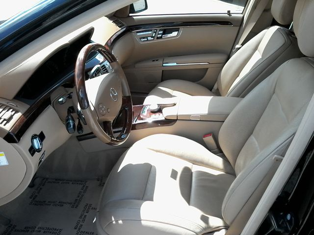 2011 Mercedes-Benz S 550 4Matic (AWD) San Antonio, Texas 11