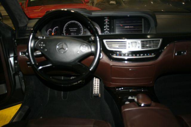 2011 Mercedes-Benz S 63 AMG Houston, Texas 12
