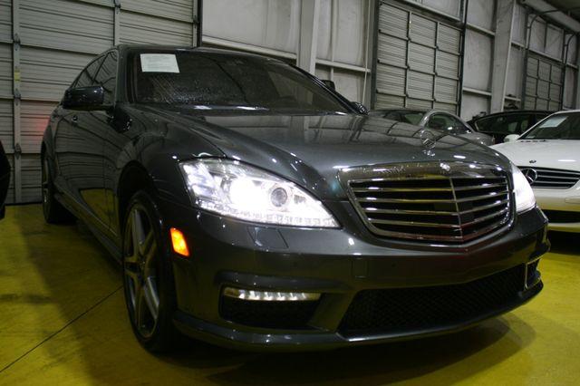 2011 Mercedes-Benz S 63 AMG Houston, Texas 8