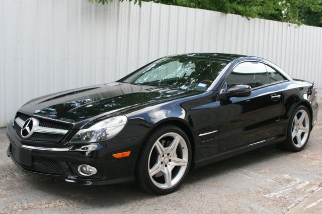 2011 Mercedes-Benz SL 550 Houston, Texas 1