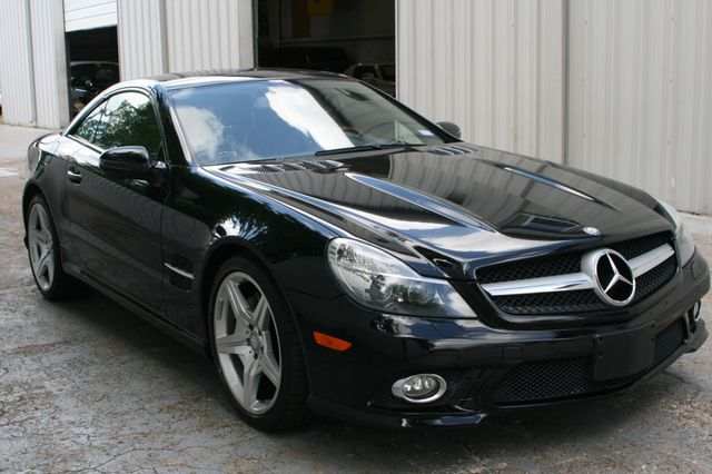 2011 Mercedes-Benz SL 550 Houston, Texas 2