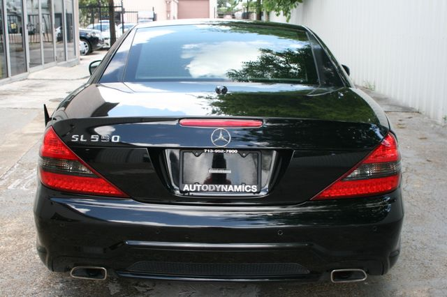 2011 Mercedes-Benz SL 550 Houston, Texas 4