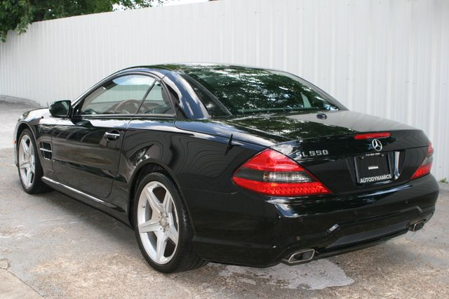 2011 Mercedes-Benz SL 550 Houston, Texas 5