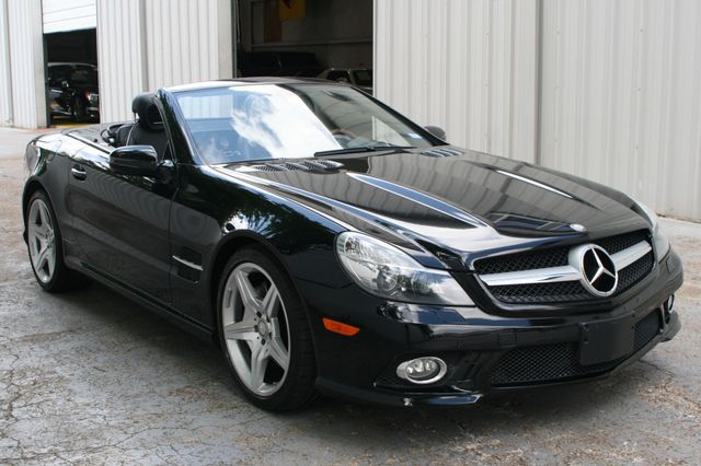 2011 Mercedes-Benz SL 550 Houston, Texas 7
