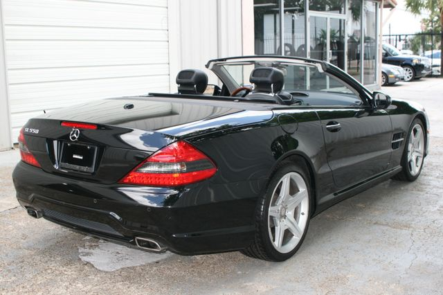2011 Mercedes-Benz SL 550 Houston, Texas 8