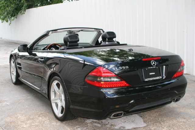 2011 Mercedes-Benz SL 550 Houston, Texas 9