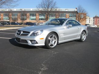 2011 Sold Mercedes-Benz SL 550 Sport Package Conshohocken, Pennsylvania 1