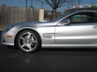 2011 Sold Mercedes-Benz SL 550 Sport Package Conshohocken, Pennsylvania 16