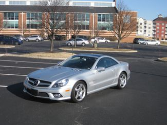 2011 Sold Mercedes-Benz SL 550 Sport Package Conshohocken, Pennsylvania 17