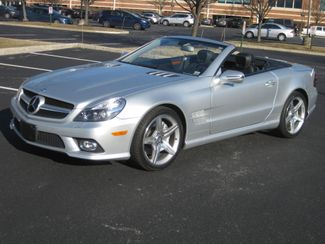 2011 Sold Mercedes-Benz SL 550 Sport Package Conshohocken, Pennsylvania 33