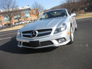 2011 Sold Mercedes-Benz SL 550 Sport Package Conshohocken, Pennsylvania 5