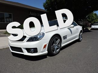 2011 Mercedes-Benz SL 63 AMG Only 28K Miles! Bend, Oregon