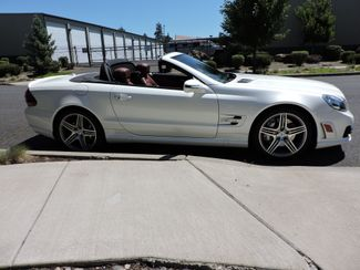 2011 Mercedes-Benz SL 63 AMG Only 28K Miles! Bend, Oregon 3