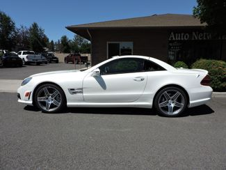 2011 Mercedes-Benz SL 63 AMG Only 28K Miles! Bend, Oregon 5