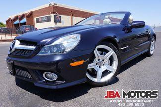 2011 Mercedes-Benz SL550 SL Class 550 Convertible SL550 | MESA, AZ | JBA MOTORS in Mesa AZ