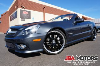 2011 Mercedes-Benz SL550 SL Class 550 AMG Convertible Roadster | MESA, AZ | JBA MOTORS in Mesa AZ