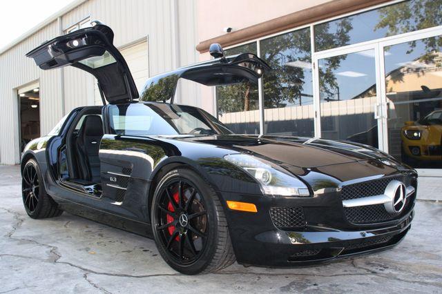 2011 Mercedes-Benz SLS AMG Houston, Texas 2