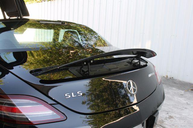 2011 Mercedes-Benz SLS AMG Houston, Texas 21