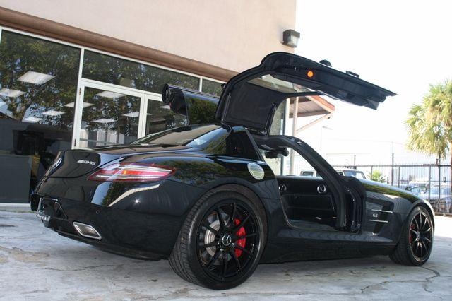 2011 Mercedes-Benz SLS AMG Houston, Texas 4