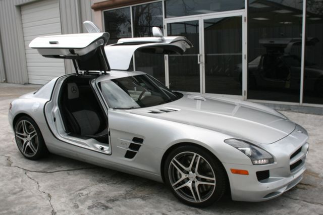 2011 Mercedes-Benz SLS AMG Houston, Texas 2