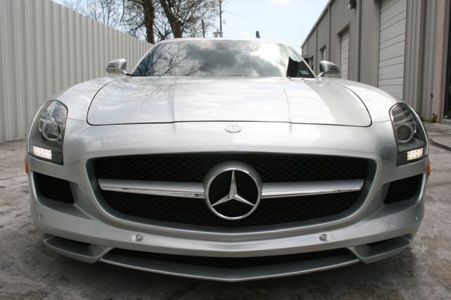 2011 Mercedes-Benz SLS AMG Houston, Texas 6