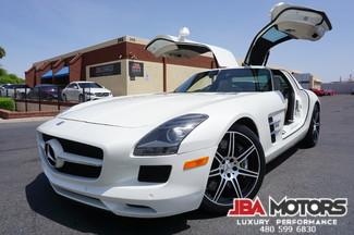 2011 Mercedes-Benz SLS AMG Coupe Gullwing in Mesa AZ